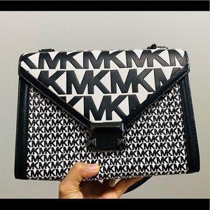 MICHAEL KORS brand new logo handbag